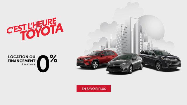 C'est l'heure Toyota (mobile)