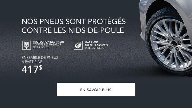 Offre Pneus Toyota (mobile)