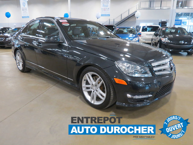 Mercedes-Benz C-Class C300/LIMITED PACKAGE 2013