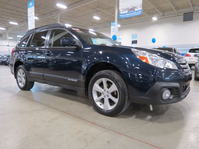 Subaru Outback TOURING/AIR CLIMATISÉ/MAG/TOIT OUVRANT 2013