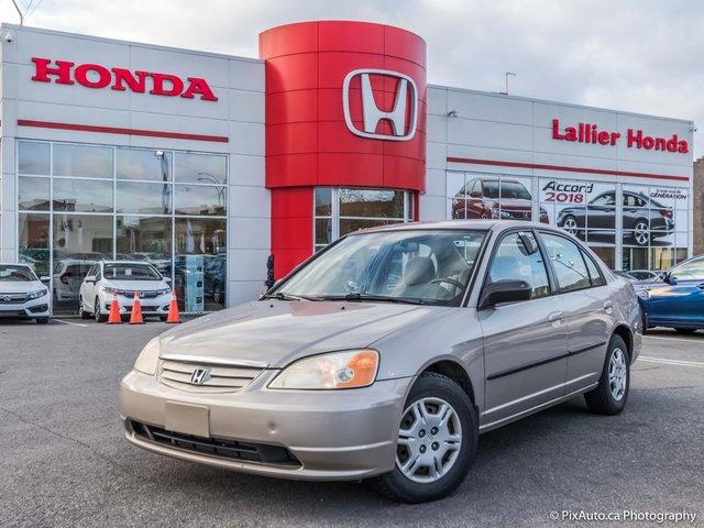 Honda Civic DX-G 2002