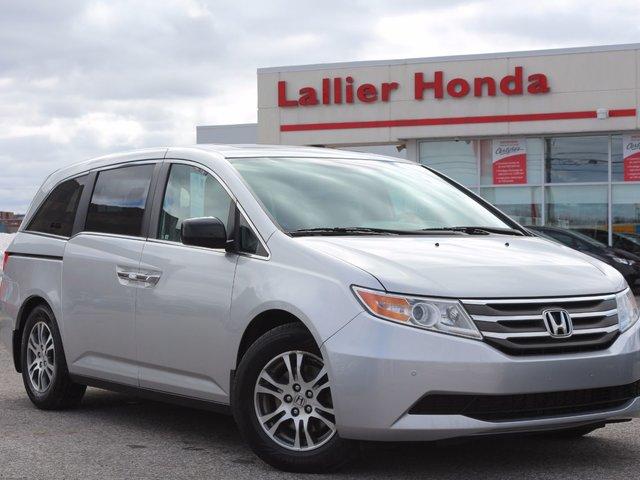 Honda Odyssey EX-L RES 2013