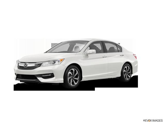 2017 Honda ACCORD SDN EX-L L4 EX-L
