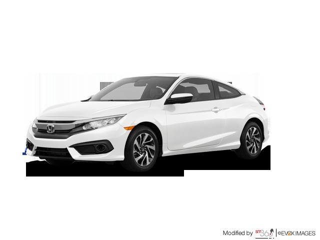 2018 Honda CIVIC CPE LX LX