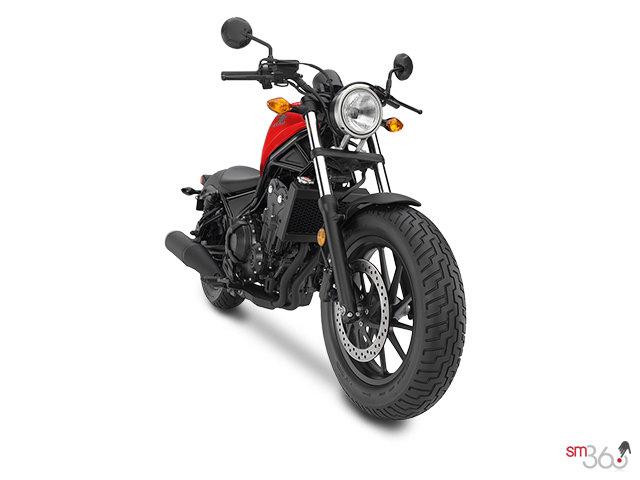 2018 Honda Rebel 500 ABS