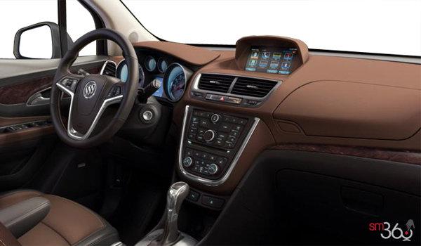 2016 Buick Encore LEATHER | Photo 3 | Saddle Leather
