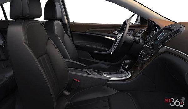 2016 Buick Regal PREMIUM I | Photo 1 | Ebony Leather/Saddle