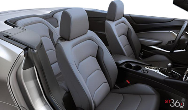 2016 Chevrolet Camaro convertible 1LT | Photo 1 | Medium Ash Grey Cloth