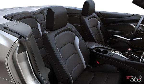 2016 Chevrolet Camaro convertible 1SS | Photo 1 | Jet Black Cloth