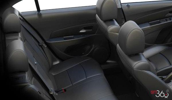2016 Chevrolet Cruze Limited LTZ   Photo 2   Jet Black Meridian Leather