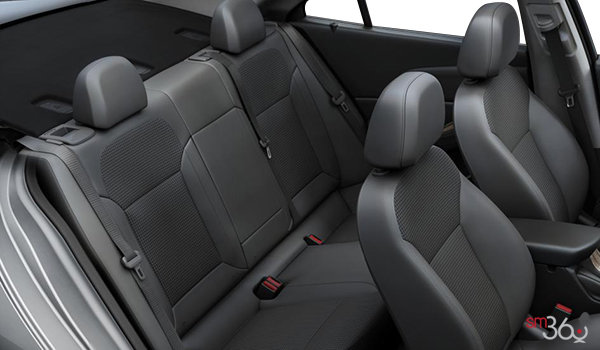 2016 Chevrolet Malibu Limited LT | Photo 2 | Jet Black/Titanium Premium Cloth/Leatherette