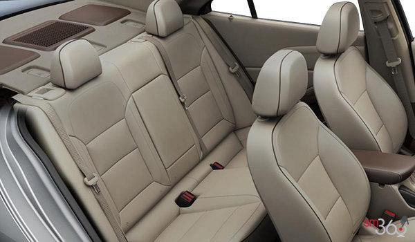 2016 Chevrolet Malibu Limited LTZ   Photo 2   Cocoa/Light Neutral Leather