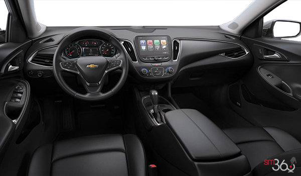 2016 Chevrolet Malibu LT | Photo 3 | Jet Black Leather