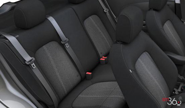 2016 Chevrolet Sonic Hatchback LT   Photo 2   Jet Black/Dark Titanium Deluxe Cloth