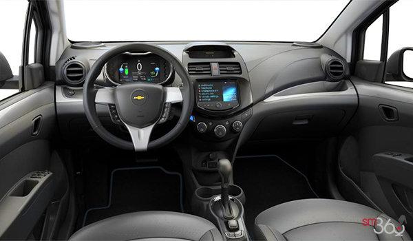 2016 Chevrolet Spark Ev 2LT | Photo 3 | Dark Pewter/Silver Leatherette