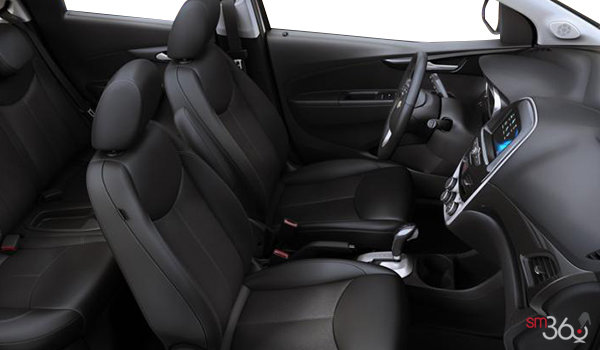 2016 Chevrolet Spark 2LT | Photo 1 | Jet Black/Piano Black Letherette