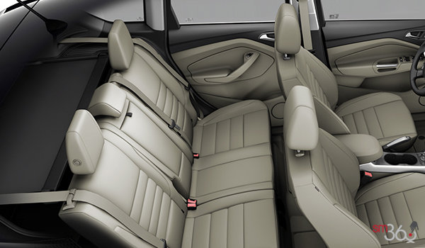 2016 Ford C-MAX ENERGI | Photo 2 | Medium Light Stone Leather