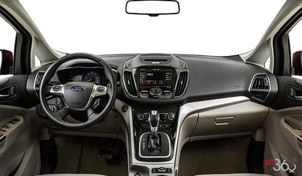 2016 Ford C-MAX ENERGI | Photo 3 | Medium Light Stone Leather