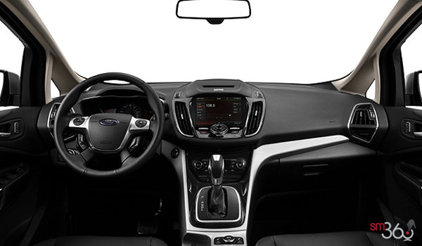 2016 Ford C-MAX ENERGI | Photo 3 | Charcoal Black Leather