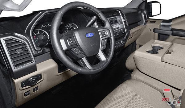 2016 Ford F-150 XLT | Photo 3 | Medium Light Camel Cloth