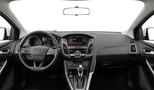 2016 Ford Focus Hatchback TITANIUM | Photo 3 | Medium Soft Ceramic Unique Leather
