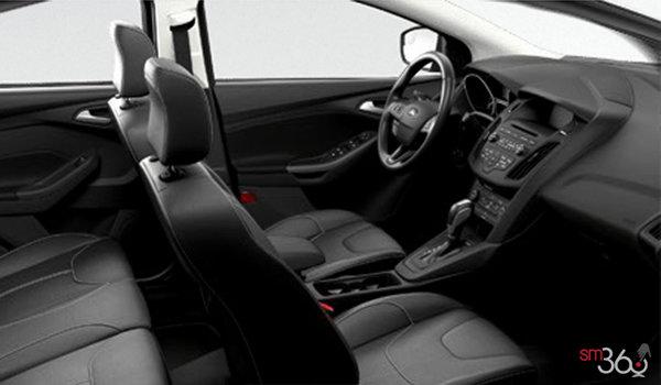 2016 Ford Focus Sedan SE | Photo 1 | Charcoal Black Unique Leather