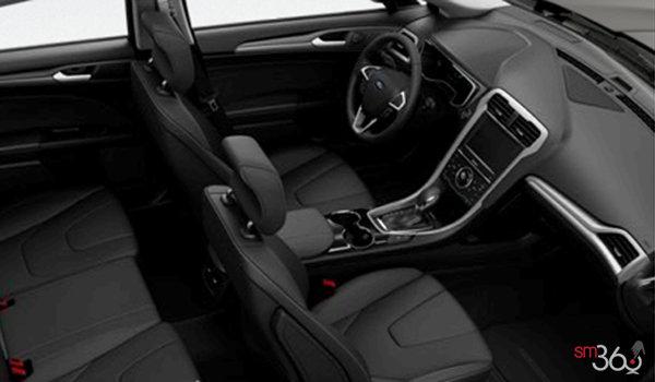 2016 Ford Fusion Energi TITANIUM | Photo 1 | Charcoal Black Leather