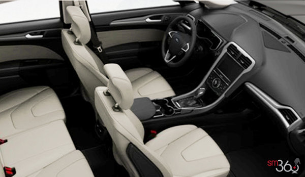 2016 Ford Fusion Hybrid TITANIUM | Photo 1 | Medium Soft Ceramic Leather