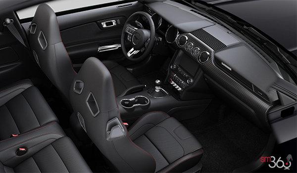 2016 Ford Mustang EcoBoost Premium | Photo 1 | Red Line/Ebony Recaro Leather