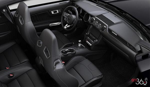 2016 Ford Mustang EcoBoost Premium | Photo 1 | Ebony Recaro Leather