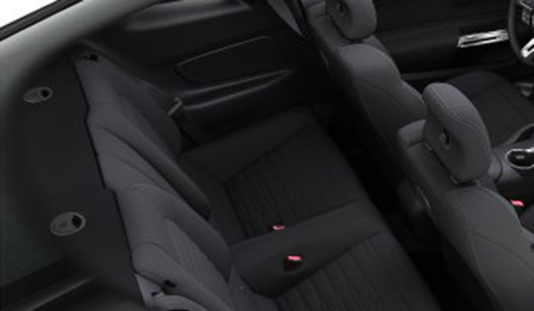 2016 Ford Mustang EcoBoost   Photo 2   Ebony Cloth
