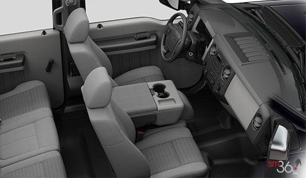 2016 Ford Super Duty F-350 XL   Photo 1   Steel Cloth