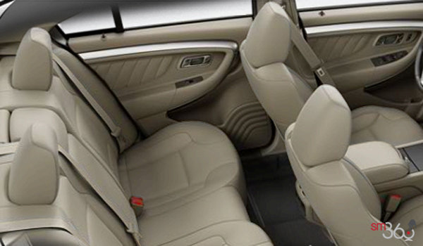 2016 Ford Taurus SEL | Photo 2 | Dune Leather