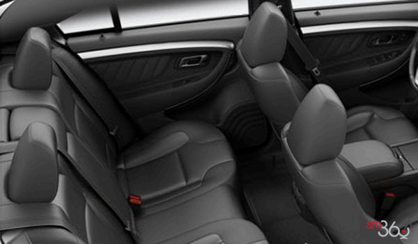 2016 Ford Taurus SEL | Photo 2 | Black Anthracite Leather