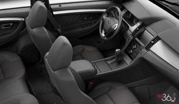 2016 Ford Taurus SEL | Photo 1 | Charcoal Black Cloth