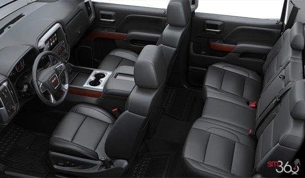 2016 GMC Sierra 1500 SLT | Photo 2 | Jet Black Perforated Leather