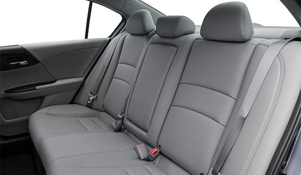 2016 Honda Accord Sedan EX-L   Photo 2   Grey Leather