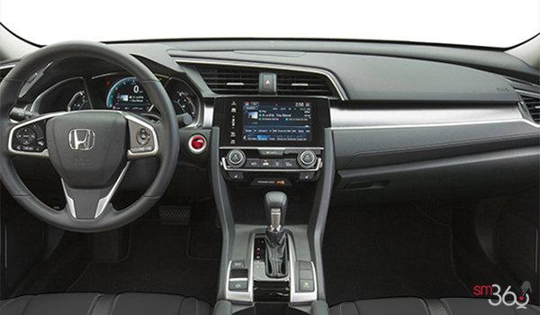 2016 Honda Civic Sedan EX-T | Photo 3 | Black Fabric