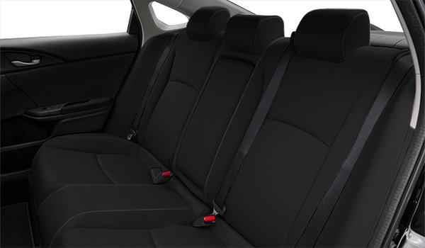 2016 Honda Civic Sedan EX | Photo 2 | Black Fabric
