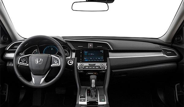 2016 Honda Civic Sedan EX | Photo 3 | Black Fabric