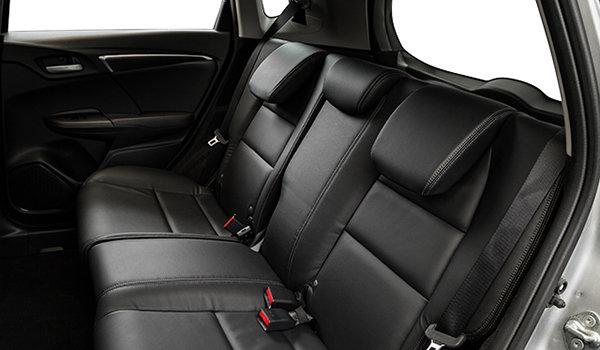 2016 Honda Fit EX-L NAVI | Photo 2 | Black Leather