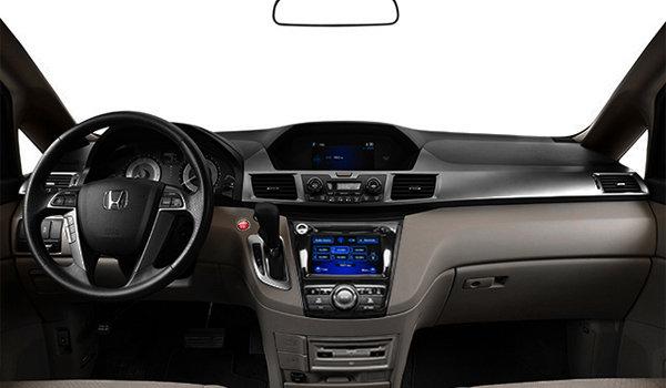 2016 Honda Odyssey EX-RES | Photo 3 | Truffle Fabric