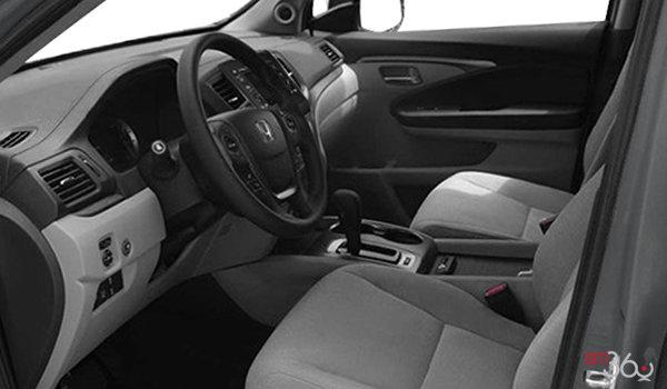 2016 Honda Pilot LX | Photo 1 | Grey Fabric