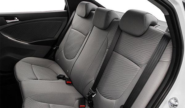 2016 Hyundai Accent Sedan GLS | Photo 2 | Grey Premium Cloth