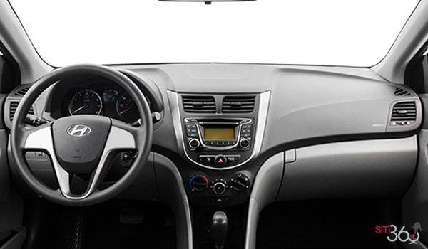 2016 Hyundai Accent Sedan LE | Photo 3 | Grey Cloth