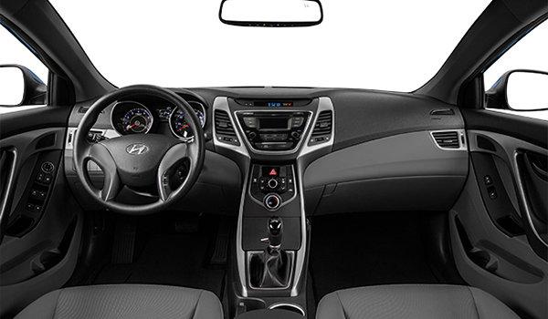 2016 Hyundai Elantra L | Photo 3 | Grey Cloth