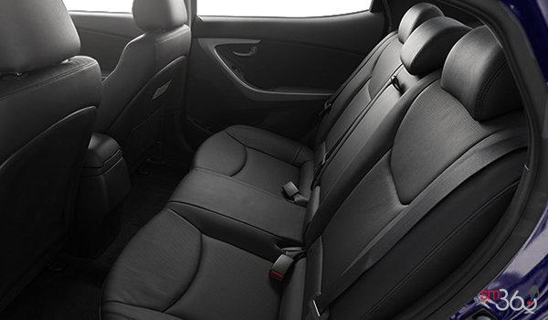 2016 Hyundai Elantra LIMITED | Photo 2 | Black Leather