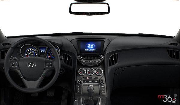 2016 Hyundai Genesis Coupe 3.8 Premium | Photo 3 | Black Leather