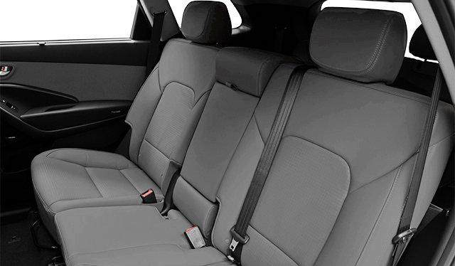 2016 Hyundai Santa Fe XL LIMITED | Photo 2 | Grey Leather