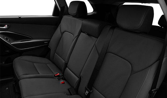 2016 Hyundai Santa Fe XL LIMITED | Photo 2 | Black Leather